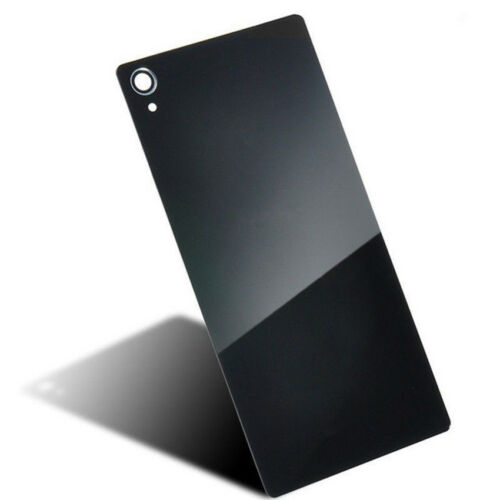New Rear Battery Door Back Housing Replacement Phone Glass Panel For Sony Xperia