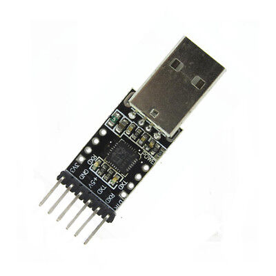 6pin Usb 2.0 To Ttl Uart Module Serial Converter Cp2102 Stc Replace Ft232 Diy