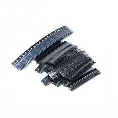 18values 180pcs Sot-23 Smd Transistor Assortment Kit 8050 8550 Ao3400 S9015