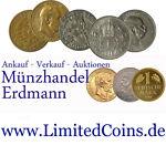 Münzen Erdmann