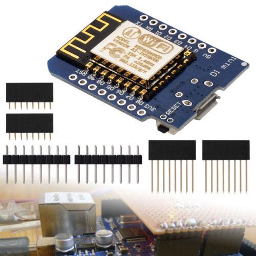 Useful D1 Mini NodeMCU Lua ESP8266 ESP-12 WeMos D1 Mini WIFI 4M Bytes Module Hot