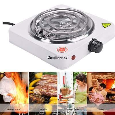 Electric Single Burner Hot Plate Heating Cooking Stove Portable Dorm Camping GDY