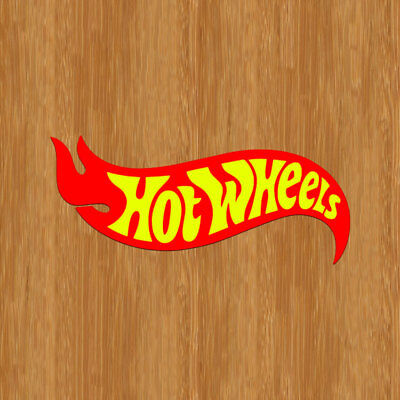 Hot Wheels Stickers (Hot Wheels 6