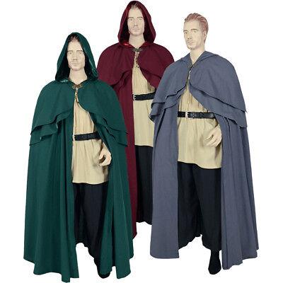 Mens Elven Cloak - Elven Costumes