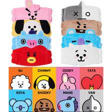 BTS BT21 Facial Wash Headband RJ Chimmy Cooky Tata Koya Shooky Mang Van From US