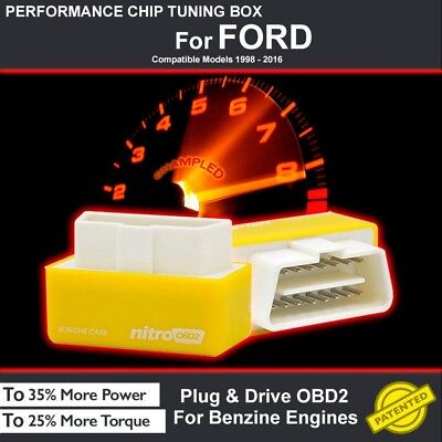 POWER BOX CAR AUTO CHIP TUNING ECU REMAPPING REMAP PERFORMANCE UPGRADE For -
