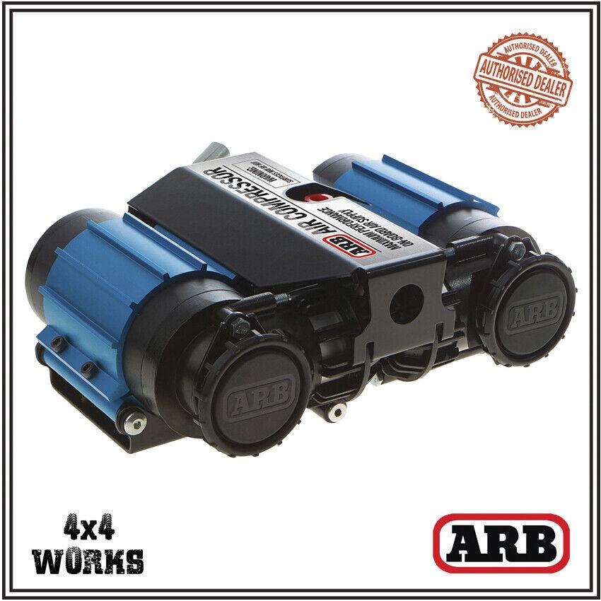 ARB Air Compressor DA4190 CKMA12 High Output 12v Diff Lockers Tyre Inflation