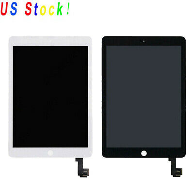 For iPad Air 2 A1566 A1567 LCD Digitizer Touch Screen Assembly Replacement Part ()