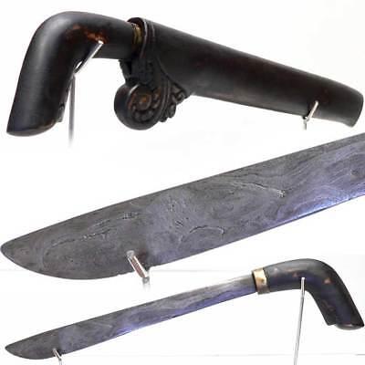 BADIK dagger Indonesia Bugis Badek Keris Kris Tribal Art weapon Celebes Sulawesi segunda mano  Embacar hacia Argentina
