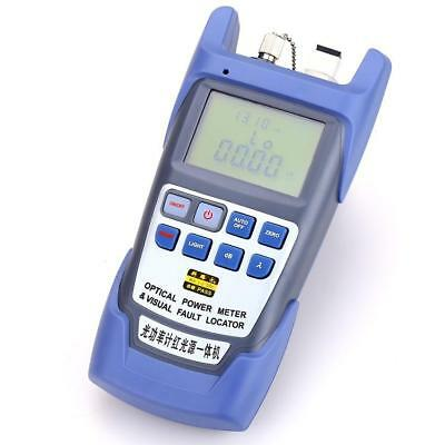 All-in-one Fiber Optical Power Meter -70 10dbm 10km Fiber Optical Cable Tester