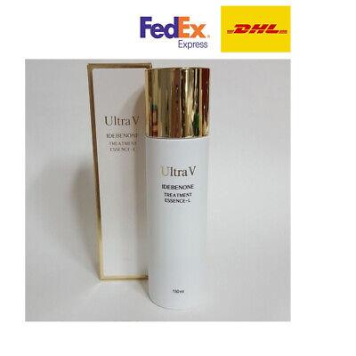 Ultra V Idebenone Treatment Essence-L Moisturizing Lifting Whitening K-Beauty