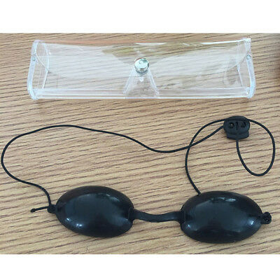 Laser Eyepatch Safety Glasses Light Protective Goggles Cosmetic Eye Mask Hot