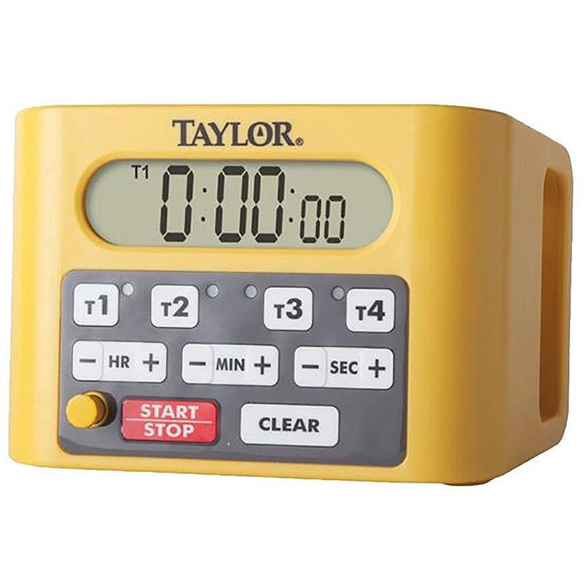 Details about Taylor Digital Event Commercial Kitchen Timer