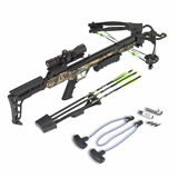 Carbon Express Crossbow X-Force Blade Camo Ready to Hunt Kit 320fps 20244