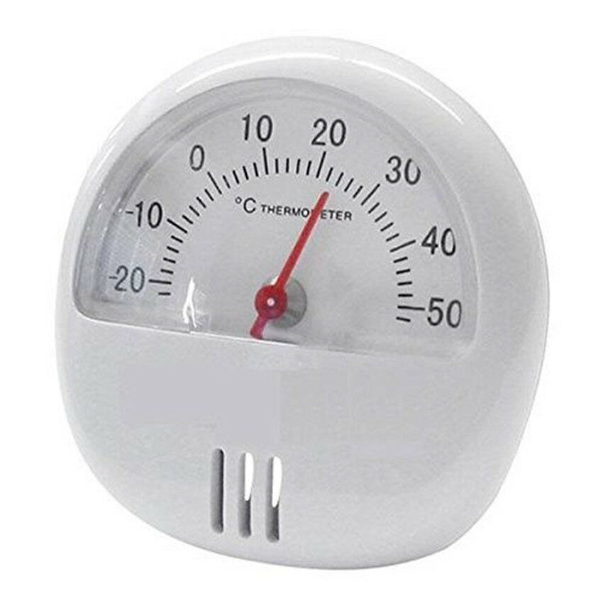 MINI MAGNETIC THERMOMETER WITH STAND FOR ROOM FRIDGE TEMPERA