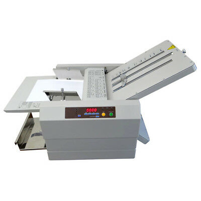 Powerhouse Pf17v Table Top Paper Folder