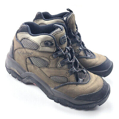 Columbia Trail Grinder Mid Hiking/Trail Mens Shoes Brown/Black Size: 8.5 Trail Grinder