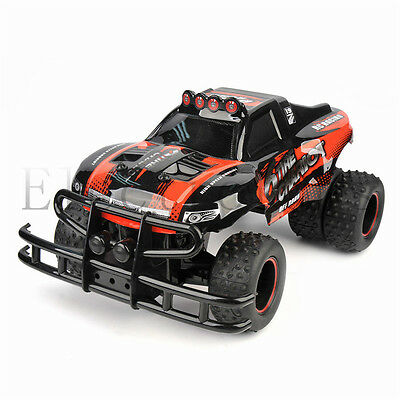 1/10 2.4Ghz Sand RC Racing Truck Remote Control Vehicle Beach Off-Road Car Toy