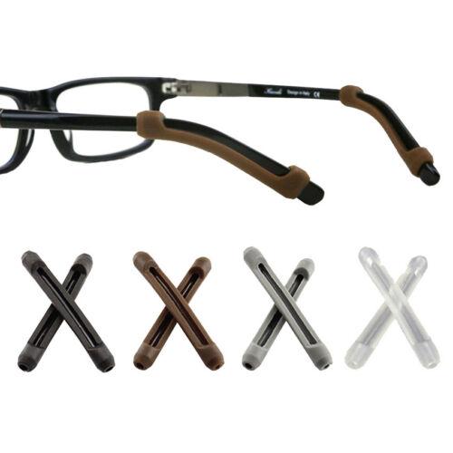 3 Pairs Convenient Sunglasses Legs Ear Pads Silicone Glasses Hooks Non-slip US