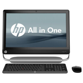 HP 7320 All-in-One PC - 22 inch - Windows 7