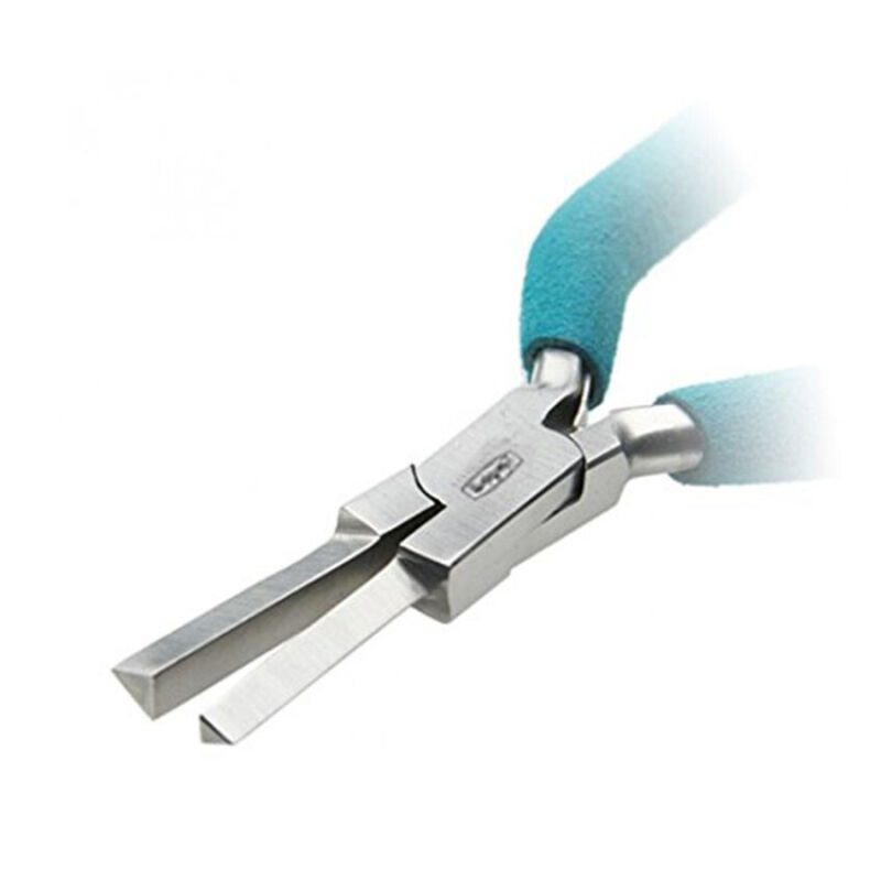 Small Triangle Mandrel Pliers Wire Work Jewelry Making Forming Tool
