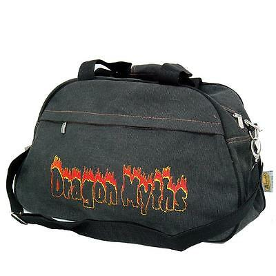 Tragetasche Umhängetasche Dragon Myths Drache Halloween 75005 S schwarz grau