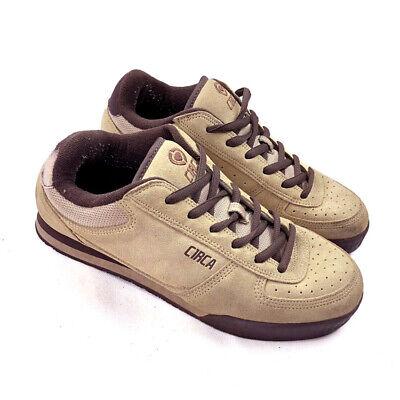 buy popular 0317e 67b2a Vintage Circa CX102 Skateboard Shoes Mens Sneaker Tan Brown Size  9