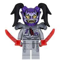 Authentic New LEGO Ninjago Sons Of Garmadon Harumi 70643 MiniFig Only!
