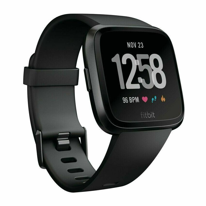 New Fitbit Versa Tracker/Smart Built-in Battery Watch