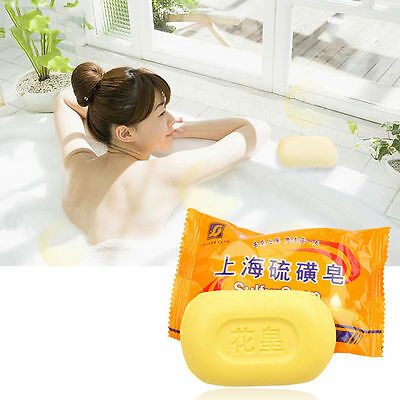 Eczema 85G Dermatitis Stop Itching Anti Fungus Acne Inexpensive Cure Sulfur Soap