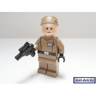 NEW ###=TOP!!! LEGO STAR WARS FIGUR ### IMPERIAL OFFICER AUS SET 75082 NEU