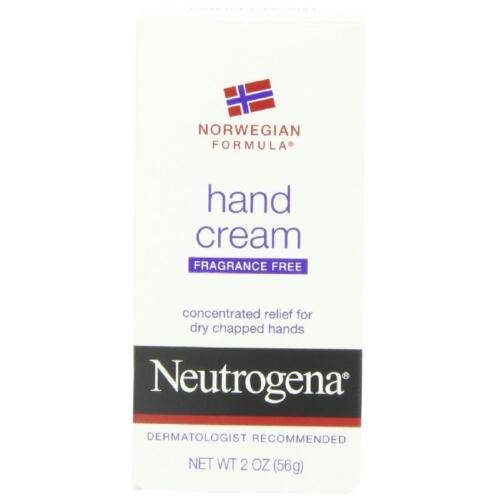 Neutrogena Norwegian Formula Hand Cream, Fragrance-Free, 2 O