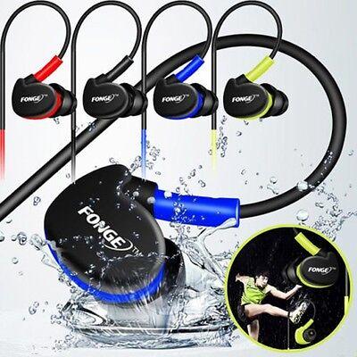 Hot Sale Fonge S500 In Ear Metal Bullet Earphone Headphone HIFI Sport Headset US