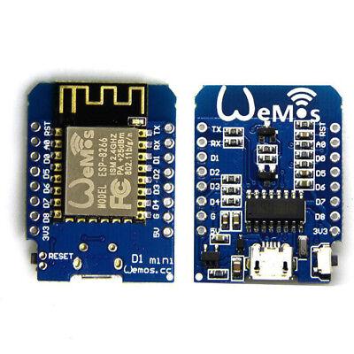 D1 Mini Nodemcu 4m Bytes Lua Wifi Development Board Esp8266 For Arduino