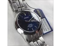 Seiko Sapphire SGG717P1 Day-Date Unisex SGG717