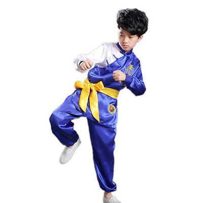 Loose Dragon Clothes Chinese Kung Fu/Wushu Fashion Uniform Clothing Suit Size 5T