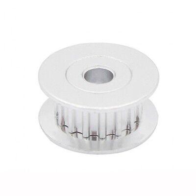 Qty1 Timing Belt Pulley Gear Wheel Sprocket 5m25t Bore 8mm For 15mm Width Belt
