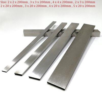 Hss Steel Square Flat Bar Strip High Speed Steel 2 3 4 5mm X 200mm Lathe Tools
