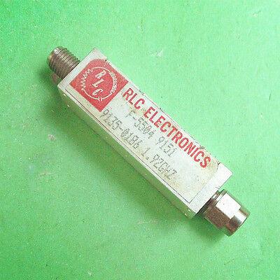 1pc RLC F-5504 1.92GHz SMA Bandpass Filter HP 9135-0186