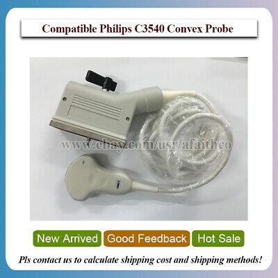 Compatible Philips Sonos5500sonos7500 C3540 Convex Transducer Abdominal Probe