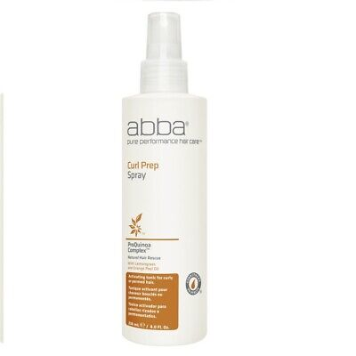 Abba Curl Prep Spray 8 oz.