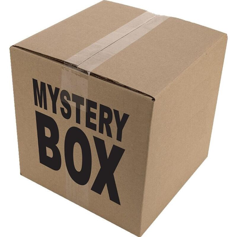 MYSTERY ELECTRONICS & ELECTRONICS RELATED BOX