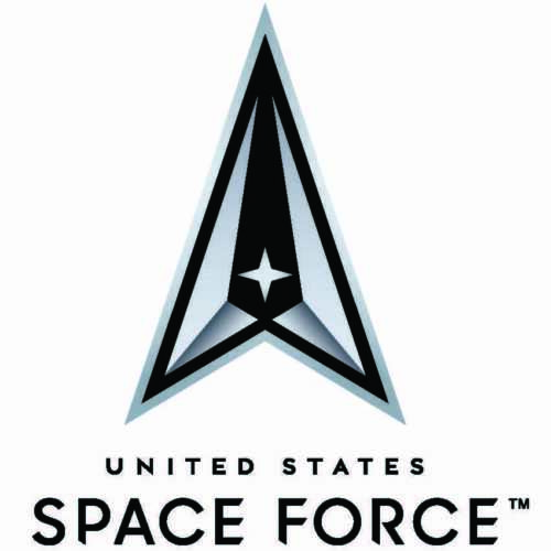 US SPACE FORCE 4 1/2 INCH STICKER DECAL - MADE IN THE USA!!