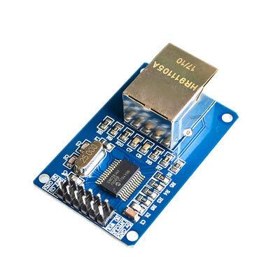 Ethernet Lan Module Enc28j60 Rj45 Spi Network For Arduino Uno 2560 Avr Arm Pic