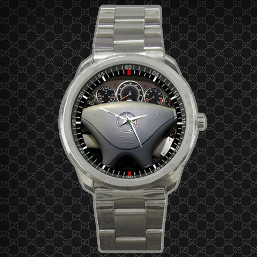 2000 Mercedes Benz SL 500 Roadster Sport Metal Watch