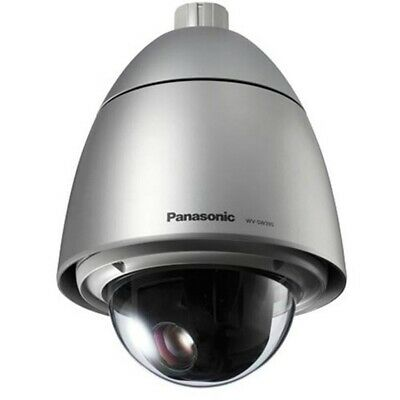 Panasonic Super Dynamic Weather Resistant Hd Dome Network Camera Wv-sw396