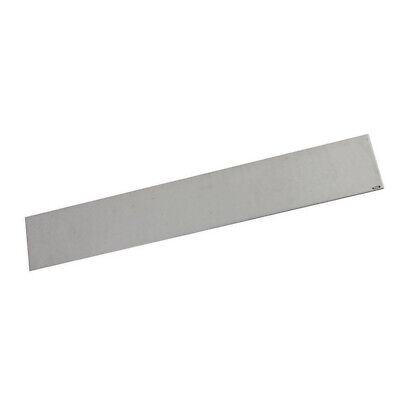 "Nickel Anode 6"" x 1"" Plating Bright Nickel Jewelry Rectifier Pure Nickel Anode"