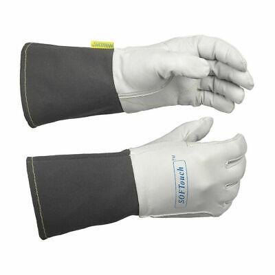 Weldas Softouch Very Soft Excellent Feeling Tig Welding Gloves S M L Xl Xxl