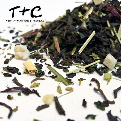 Slimming Weight Loss Tea -Best Quality Blend of Teas and Fruit-Puerh,Yerba Mate (Best Tea Blends)