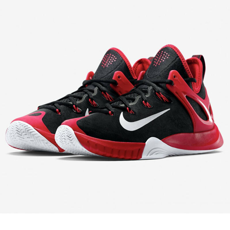 0a5234969cc5 ... shop nike zoom hyperrev 2015 red black pure platinum mens basketball  shoes 705370 006 f9251 3ecf8